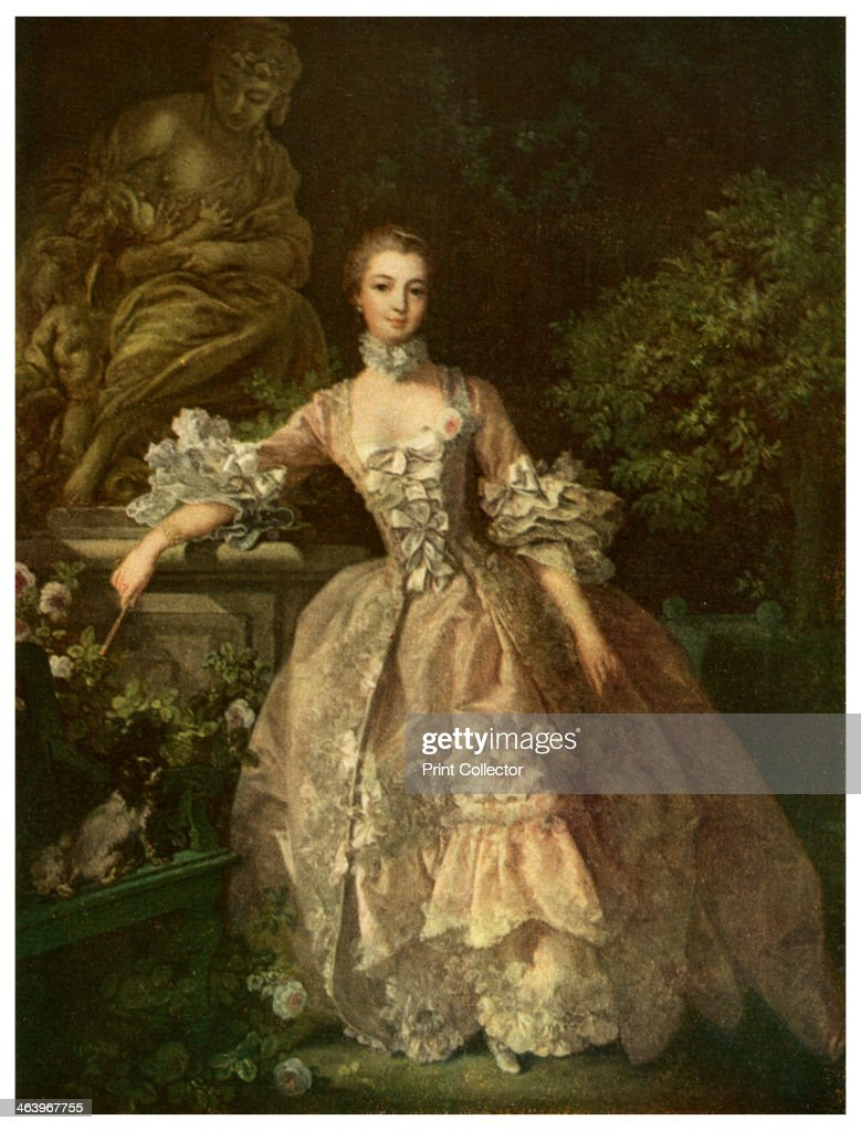 Marquise de Pompadour, 1759 (1956). : News Photo