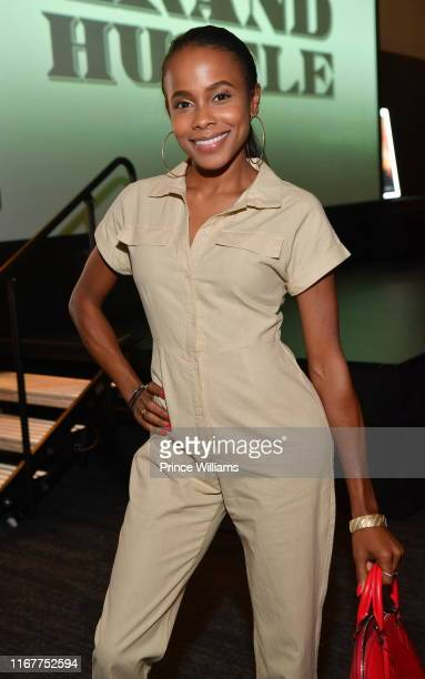 Marquita Goings attends You Be There Screening at The Gathering Spot on August 11 2019 in Atlanta Georgia