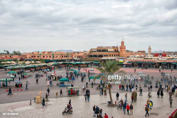Marrakech Djemma El Fna Square, Morocco