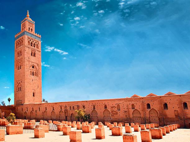 Marrakech, Koutoubia Mosque Wall Art