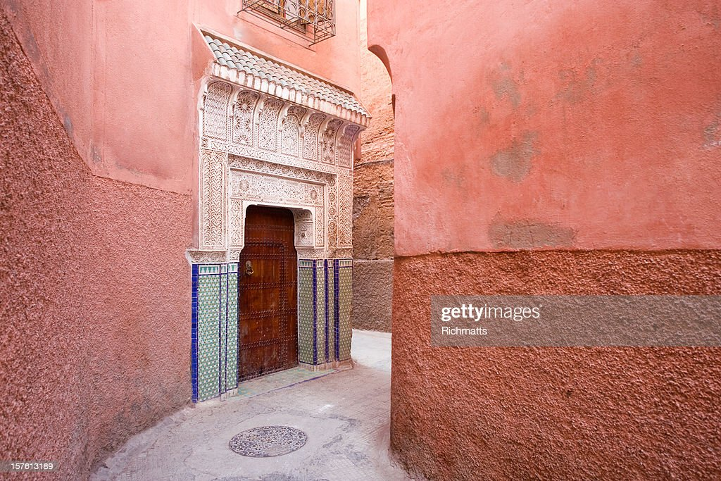 Marrakesh, The Red City : Stock Photo