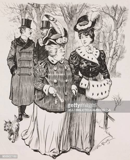 pressed if he is truely determined to marry the ugly Grete the groom replies it would be a crime to let so much money get away illustration from...