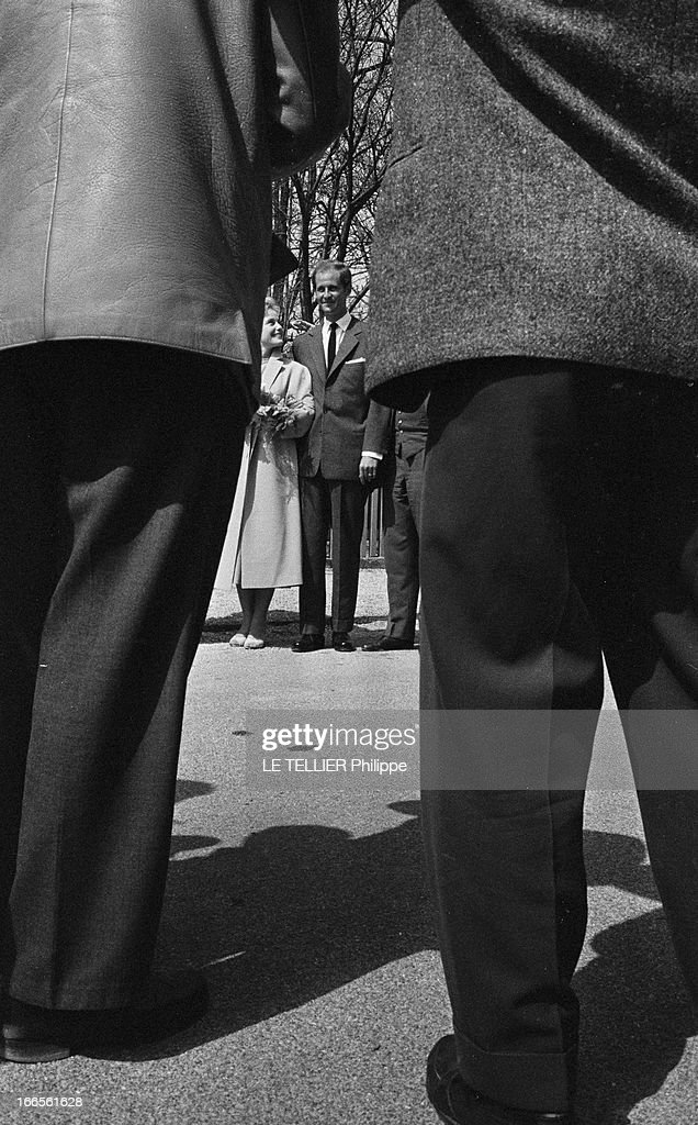 Marriage Of Maria Schell And Horst Hachler Pictures Getty Images