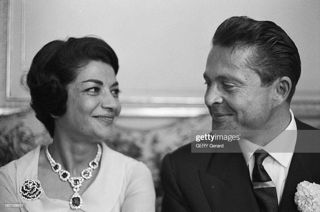 Marriage Of The Princess Ashraf Pahlavi Of Iran  5 juin 1960
