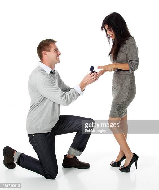 結婚のプロポーズ