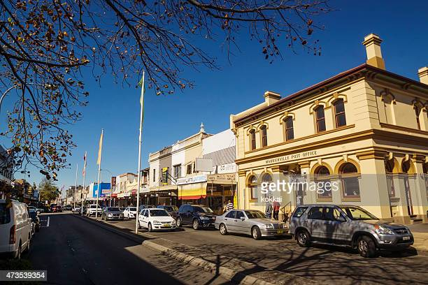 marrickville road - west direction stock pictures, royalty-free photos & images
