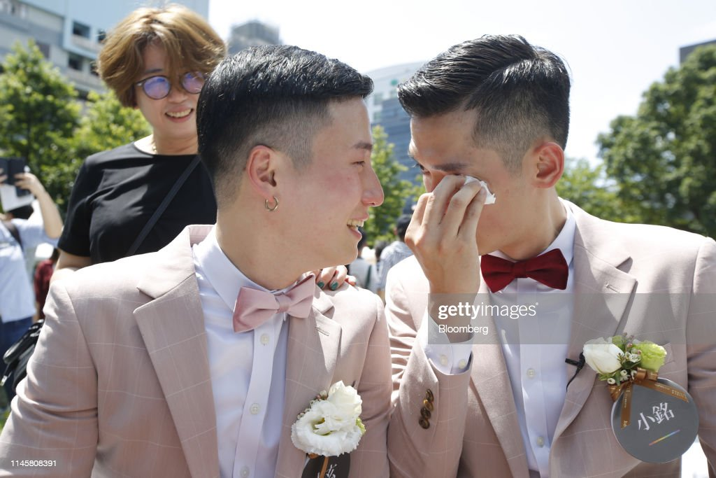 TWN: Taiwan Lays Down Historic Marker for Same-Sex Marriage in Asia