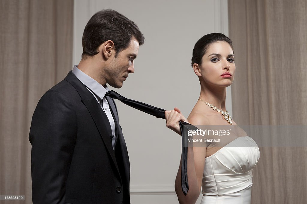 Married cupple : Stock Photo