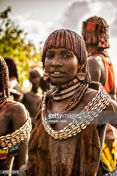 CONTENT] Married Hamer women have a collar around his neck made of leather with metal inserts The Hamer are a tribal people in southwestern Ethiopia...