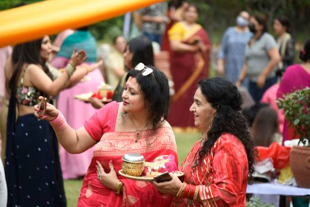 IND: Karwa Chauth Celebrations In India