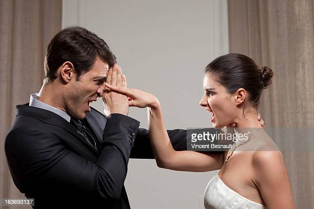 married young couple - paris fury stock pictures, royalty-free photos & images
