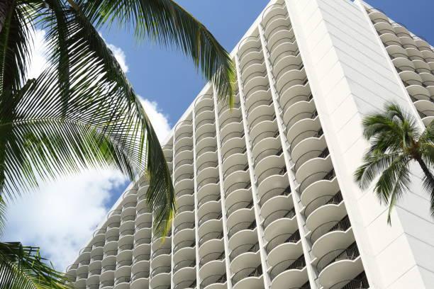 Marriott hotel in Waikiki