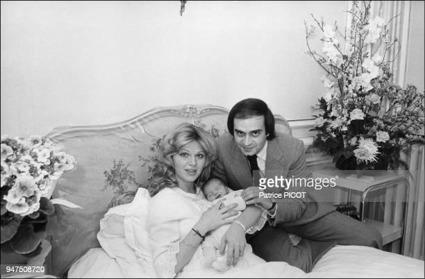 mars 1978 avec Andre Djaoui naissance de leur fille Jennifer