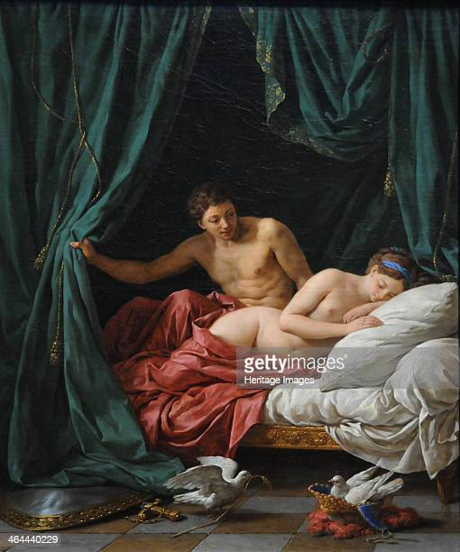Mars and Venus 1770 Found in the collection of the J Paul Getty Museum Los Angeles