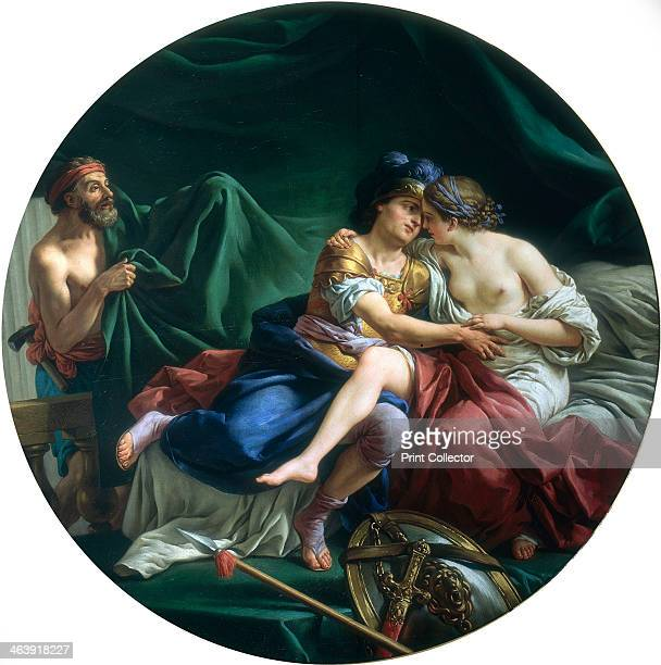 'Mars and Venus discovered by Vulcan' 1768 In the Roman pantheon Mars was the god of War Venus goddess of beauty and love whose husband Vulcan was...