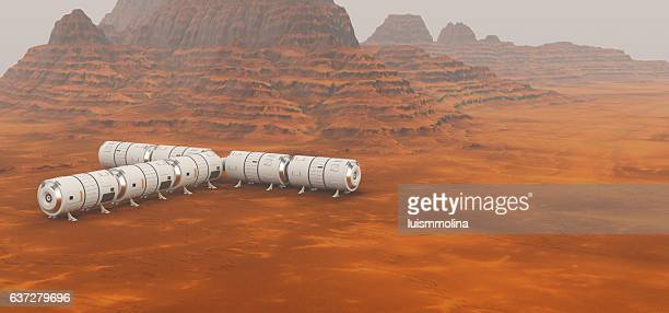 mars exploration mission - space exploration stock pictures, royalty-free photos & images