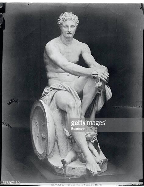 Mars Roman deity considered a god of war