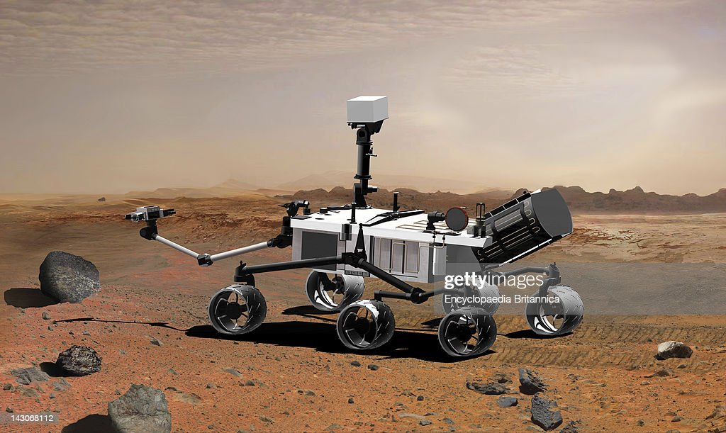 Mars Science Laboratory : News Photo