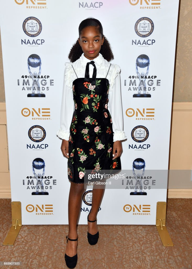 49th NAACP Image Awards Nominees' Luncheon - Arrivals : News Photo