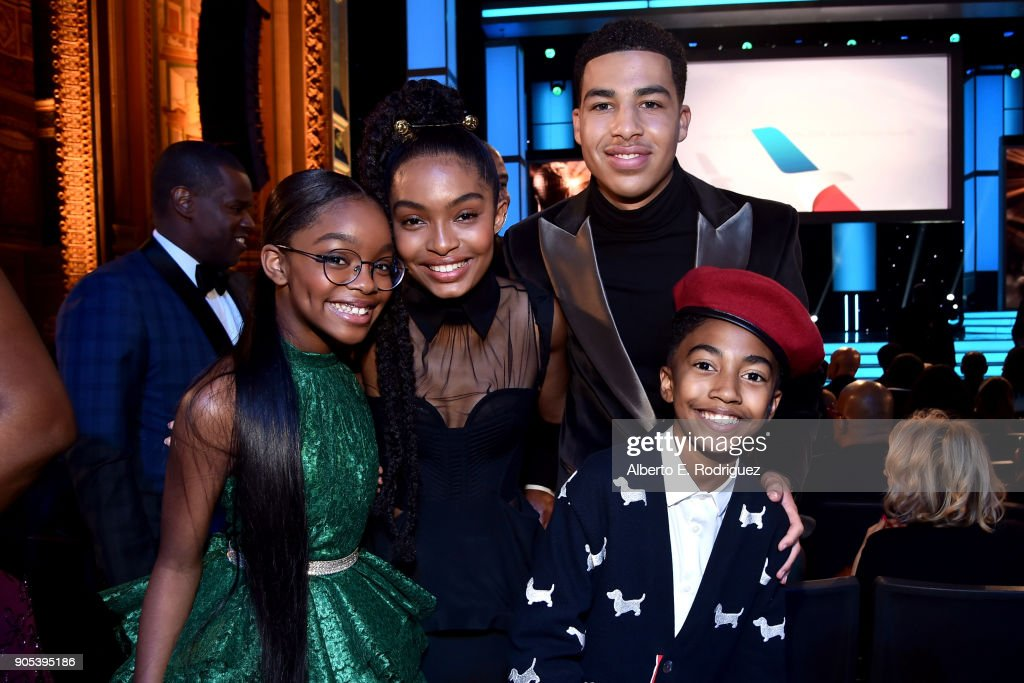 49th NAACP Image Awards - Roaming Show