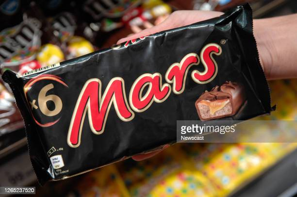 Mars,chocolate bars.
