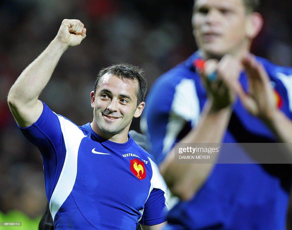 France v Australia