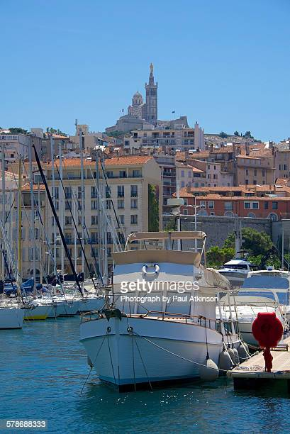 Marseille Port, France