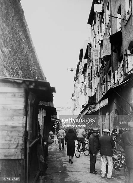 Marseille Post War In France During Thirties