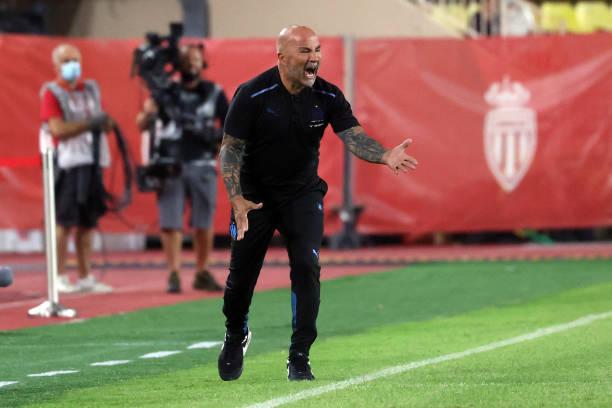MCO: AS Monaco v Olympique de Marseille - Ligue 1 Uber Eats