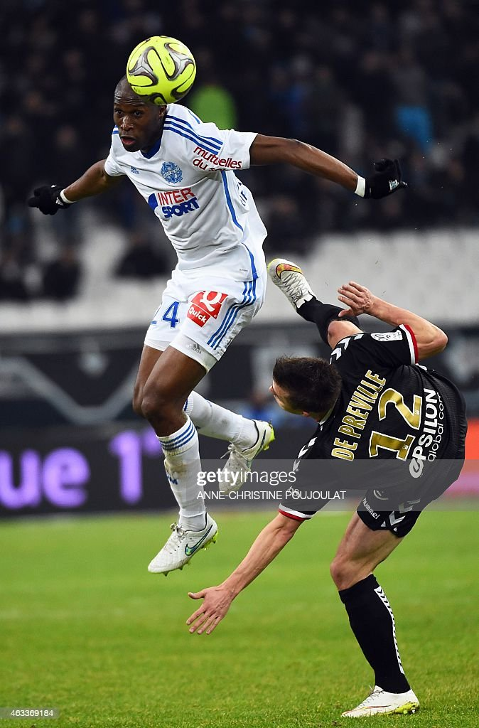 Olympique de Marseille v Stade de Reims - Ligue 1