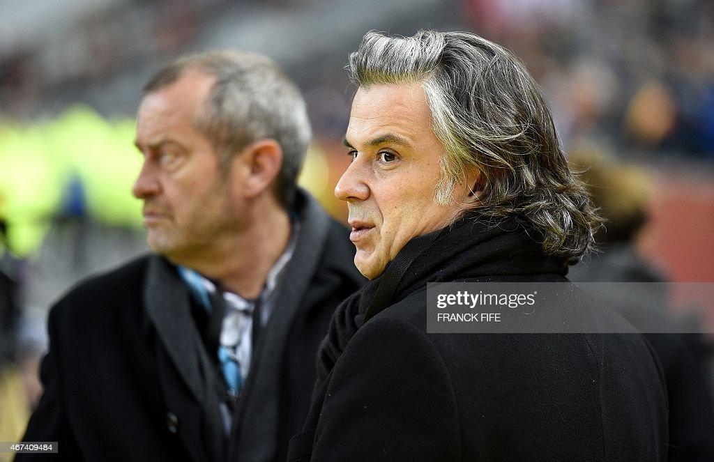 RC Lens v Olympique de Marseille - Ligue 1