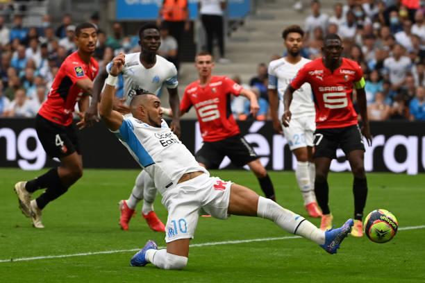 FRA: Olympique de Marseille v Rennes - Ligue 1 Uber Eats