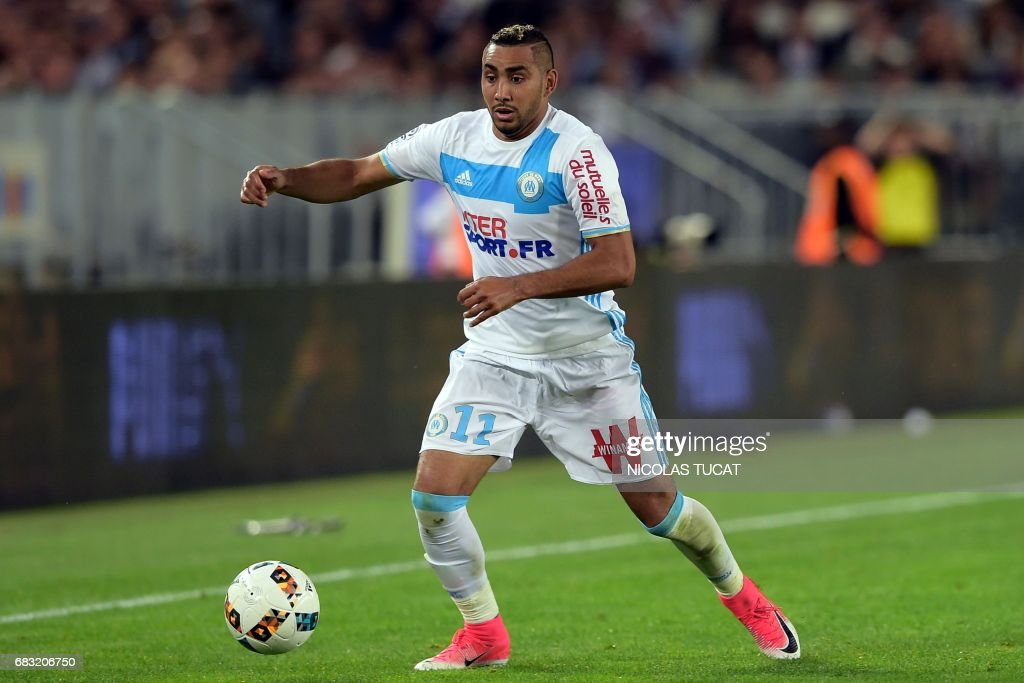 FBL-FRA-LIGUE 1-BORDEAUX-MARSEILLE : News Photo