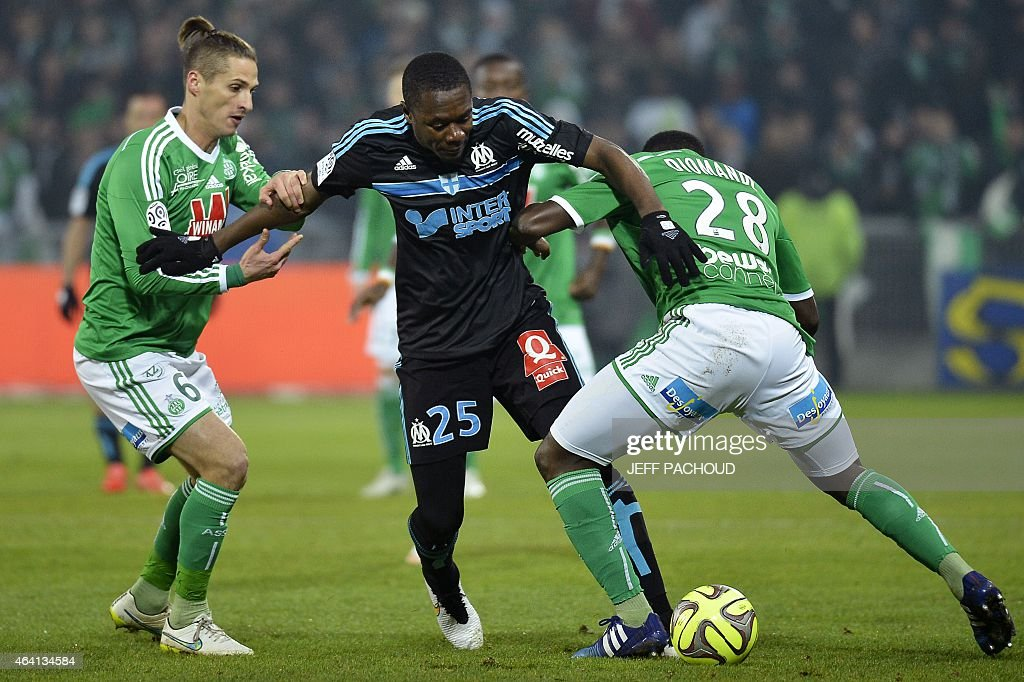 AS Saint-Etienne v Olympique de Marseille - Ligue 1