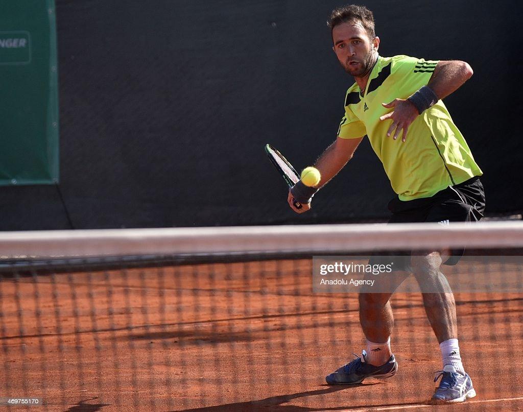 Mersincup ATP Challenger Tennis Tournament : News Photo