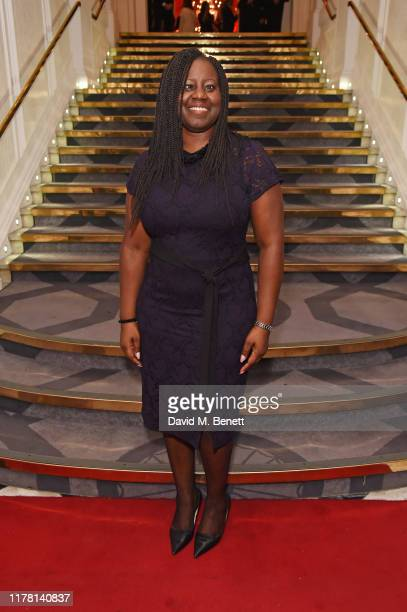 Marsha De Cordova MP attends the Ethnicity Awards 2019 at The Grand Connaught Rooms on October 25 2019 in London England
