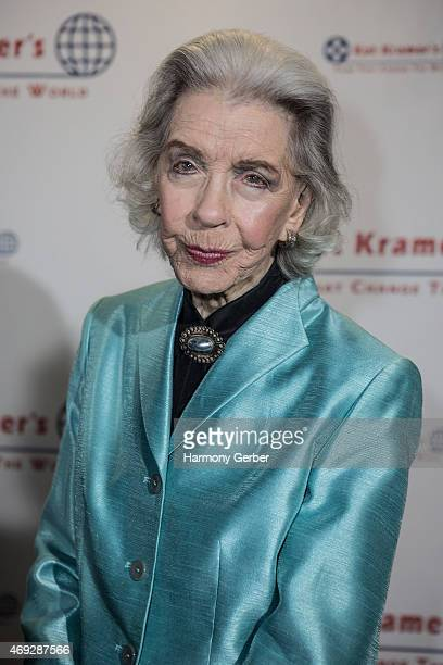 Marsha Hunt attends the 7th Annual Annual Kat Kramer's Films That Change The World Screening Series at The Canon USA Inc Screening Room on April 10...