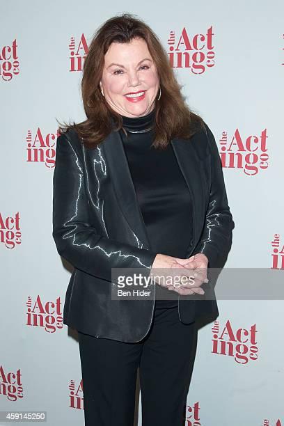 Marsha Mason attends the 2014 Acting Company Gala at 360 Degrees on November 17 2014 in New York City
