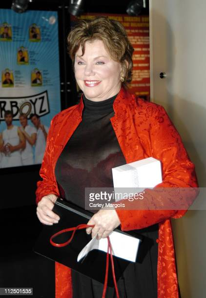 Marsha Mason during 20th Annual Lucille Lortel Awards for Outstanding Achievement OffBroadway at Dodger Stages in New York City New York United States
