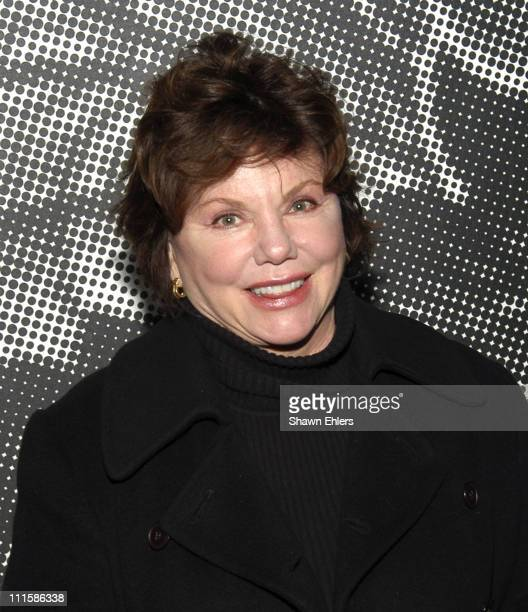 Marsha Mason during Alter Boyz Broadway Opening Night at Dodger Stages in New York City New York United States
