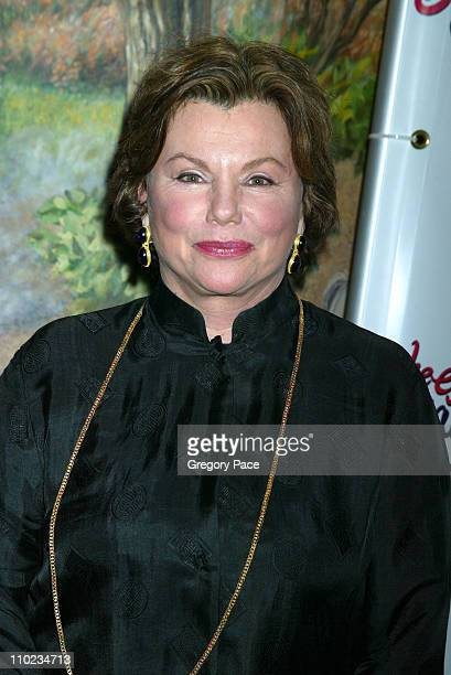 Marsha Mason during Steel Magnolias Opening Night on Broadway After Party at Tavern on the Green in New York City New York United States