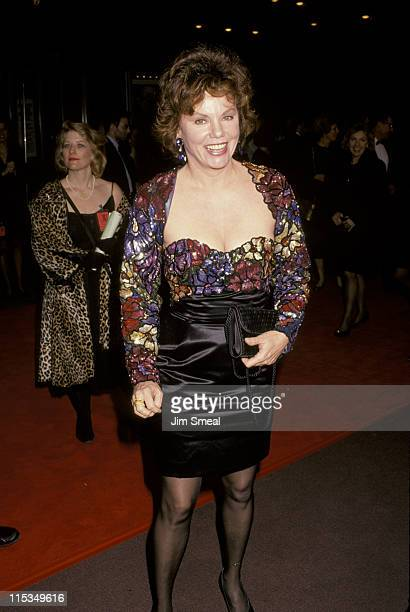 Marsha Mason during The 13th Annual Cable ACE Awards at Pantages Theater in Hollywood California United States