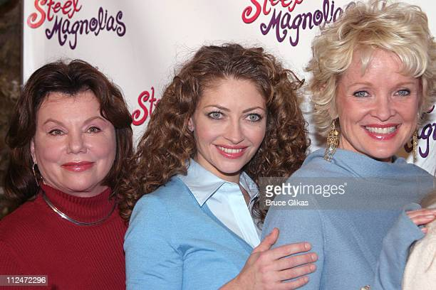 Marsha Mason Rebecca Gayheart and Christine Ebersole