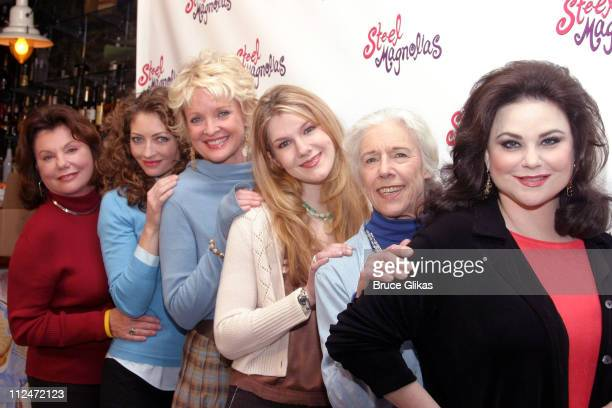 Marsha Mason Rebecca Gayheart Christine Ebersole Lily Rabe Frances Sternhagen and Delta Burke