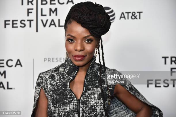 Marsha S Blake attends See You Yesterday 2019 Tribeca Film Festival at SVA Theater on May 03 2019 in New York City
