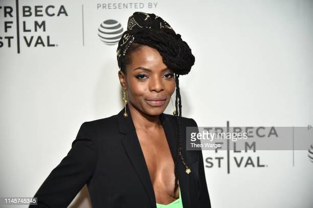 Marsha Stephanie Blake attends Luce 2019 Tribeca Film Festival at BMCC Tribeca PAC on April 28 2019 in New York City