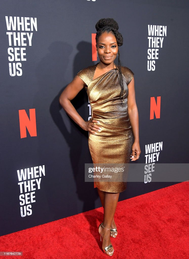 "Netflix's ""When They See Us"" Screening & Reception : News Photo"