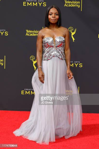 Marsha Stephanie Blake attends the 2019 Creative Arts Emmy Awards on September 14 2019 in Los Angeles California