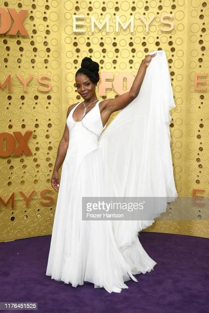 Marsha Stephanie Blake attends the 71st Emmy Awards at Microsoft Theater on September 22 2019 in Los Angeles California