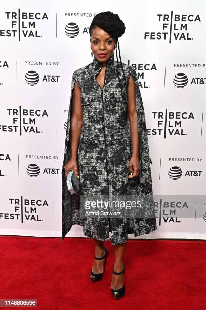 """Marsha Stephanie Blake attends the Netflix's """"See You Yesterday"""" Tribeca Film Festival Premiere at the SVA Theatre on May 03, 2019 in New York City."""